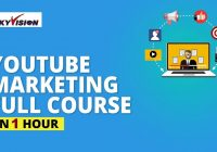 YouTube Marketing Full Course